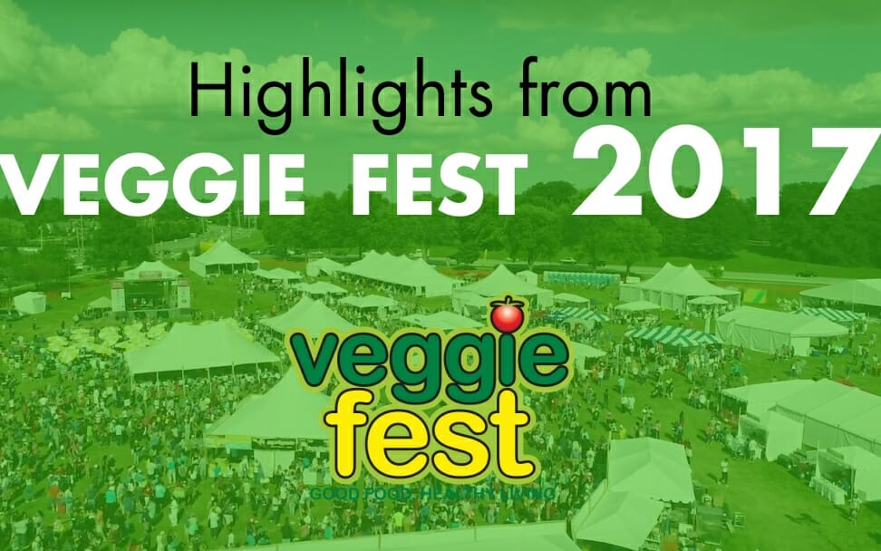 Highlights from Veggie Fest 2017