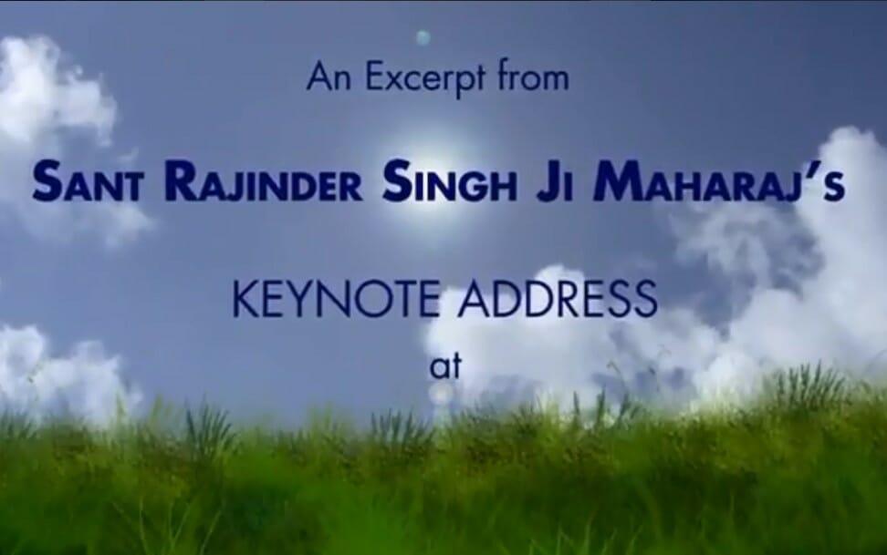 Comment rester calme émotionnellement, Par Sant Rajinder Singh Ji Maharaj