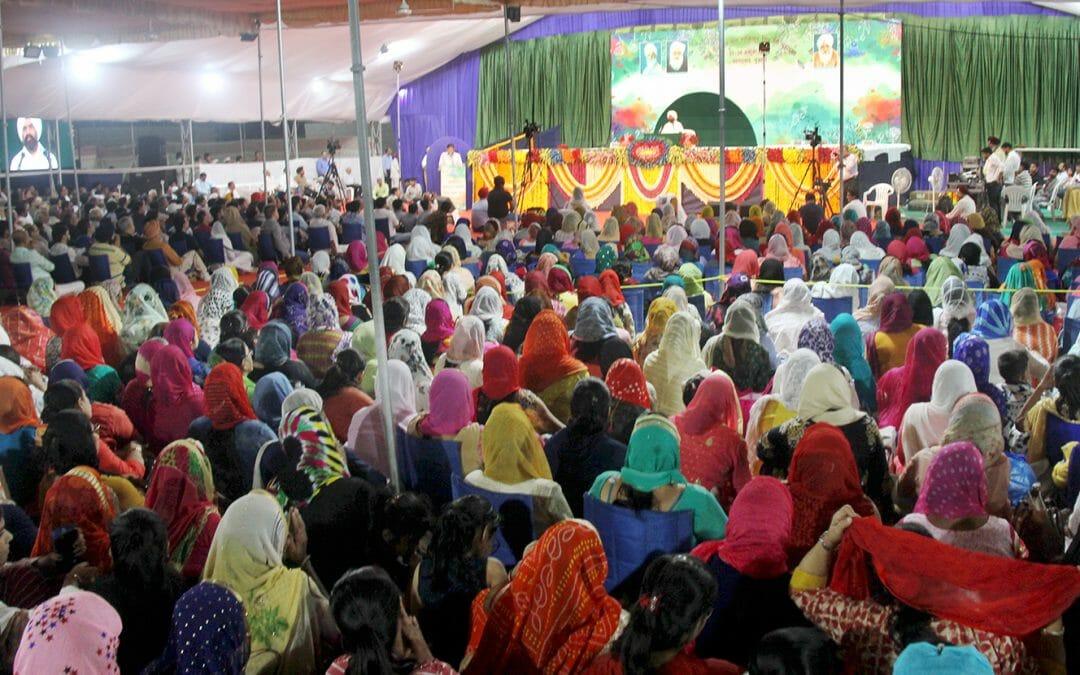 Sant Rajinder Singh Ji Maharaj visits Gujarat