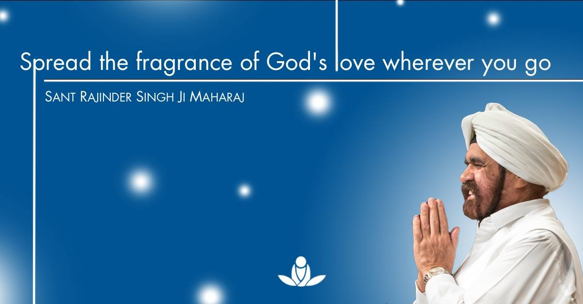 spread fragrance of love