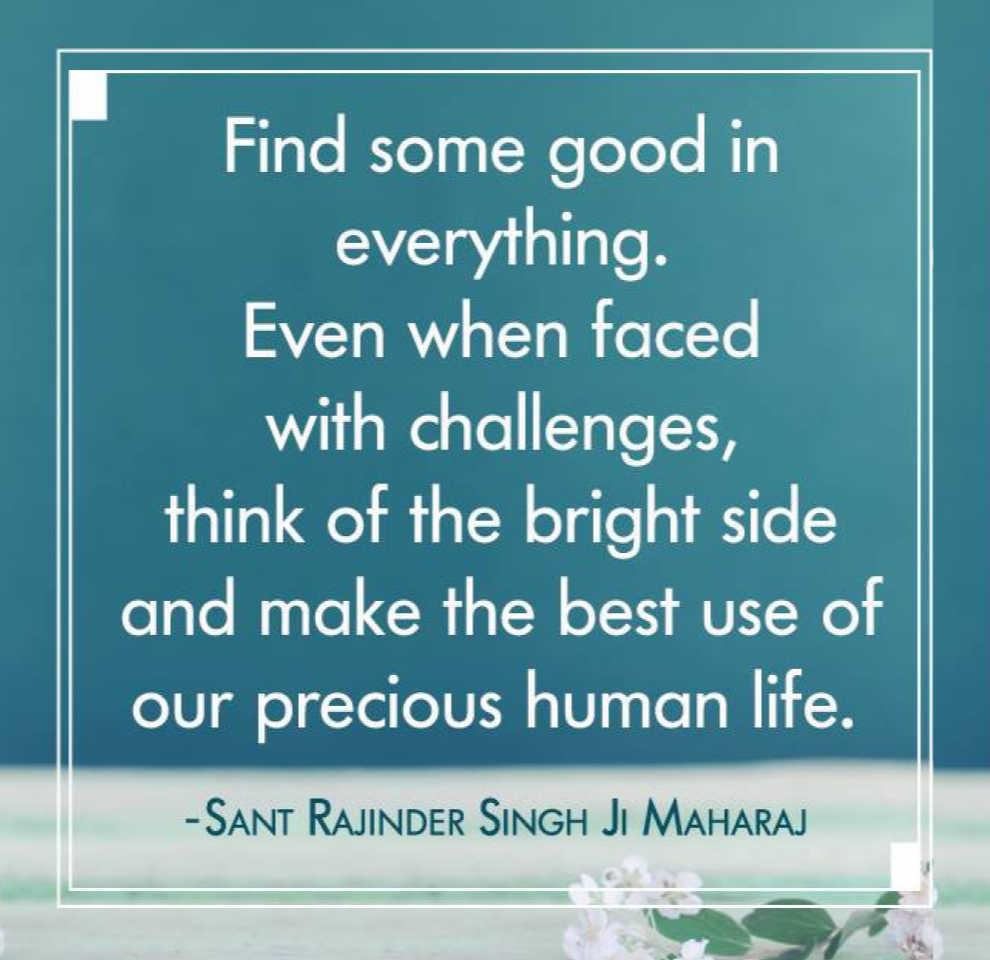 Quote Find Good Sant Rajinder Singh Ji