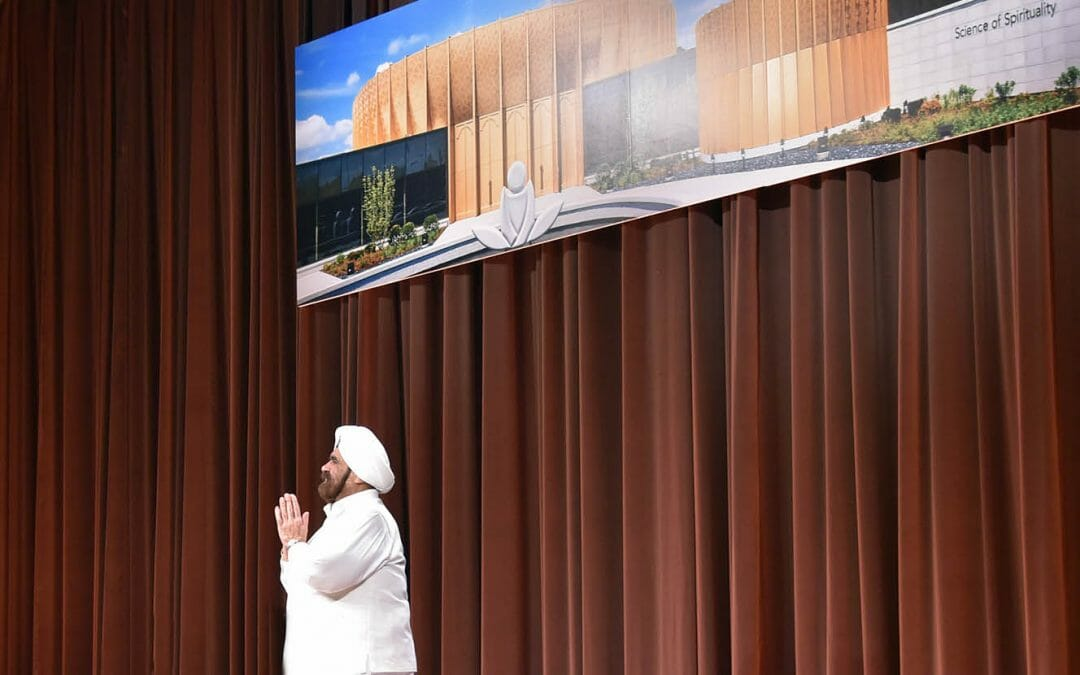 """The Gift of Giving"" with Sant Rajinder Singh Ji Maharaj"