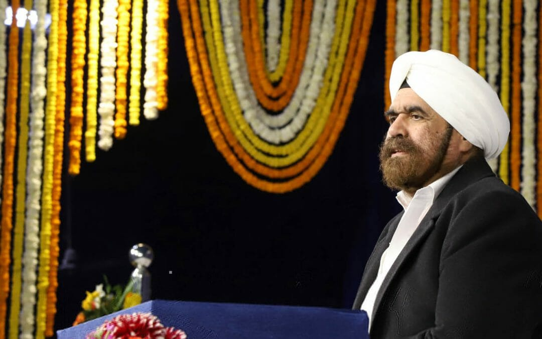 Sant Rajinder Singh Ji Maharaj Arrives in Delhi