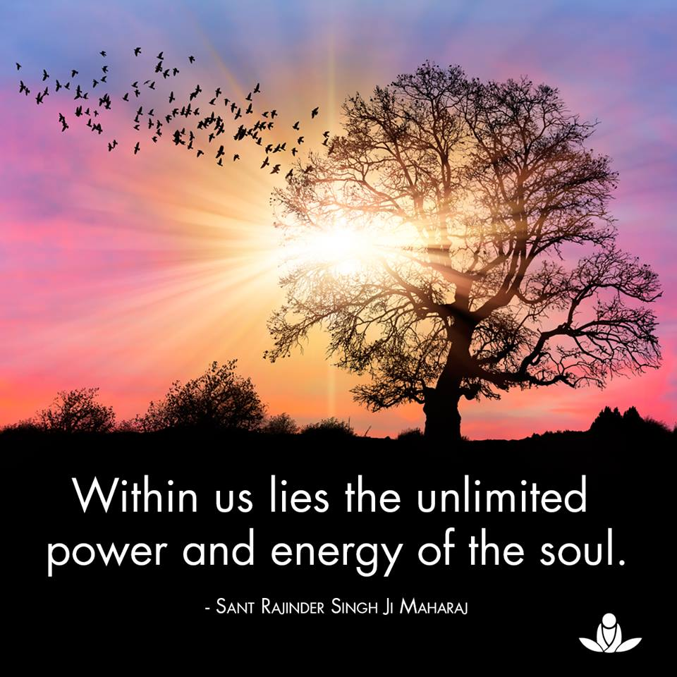 quote power energy soul meditation