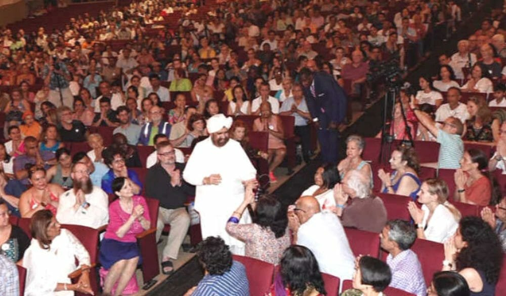 Sant Rajinder Singh Ji in New York, July 20 and 21, 2019