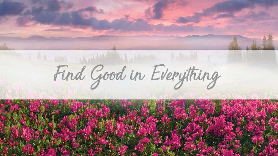 Nature for find good Rajinder Singh article