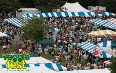 Veggie Fest Chicago crowd