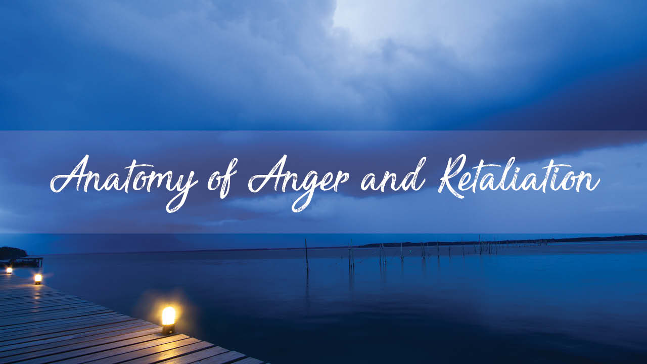 ocean image reflect anger and meditation