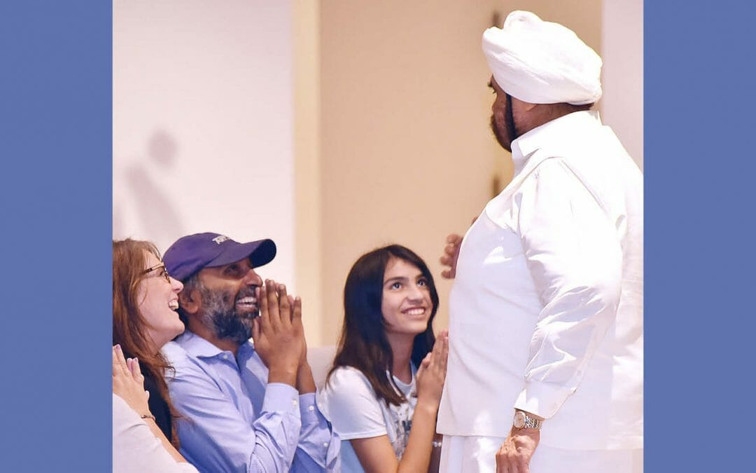 Let Go and Get God: Sant Rajinder Singh Ji Maharaj