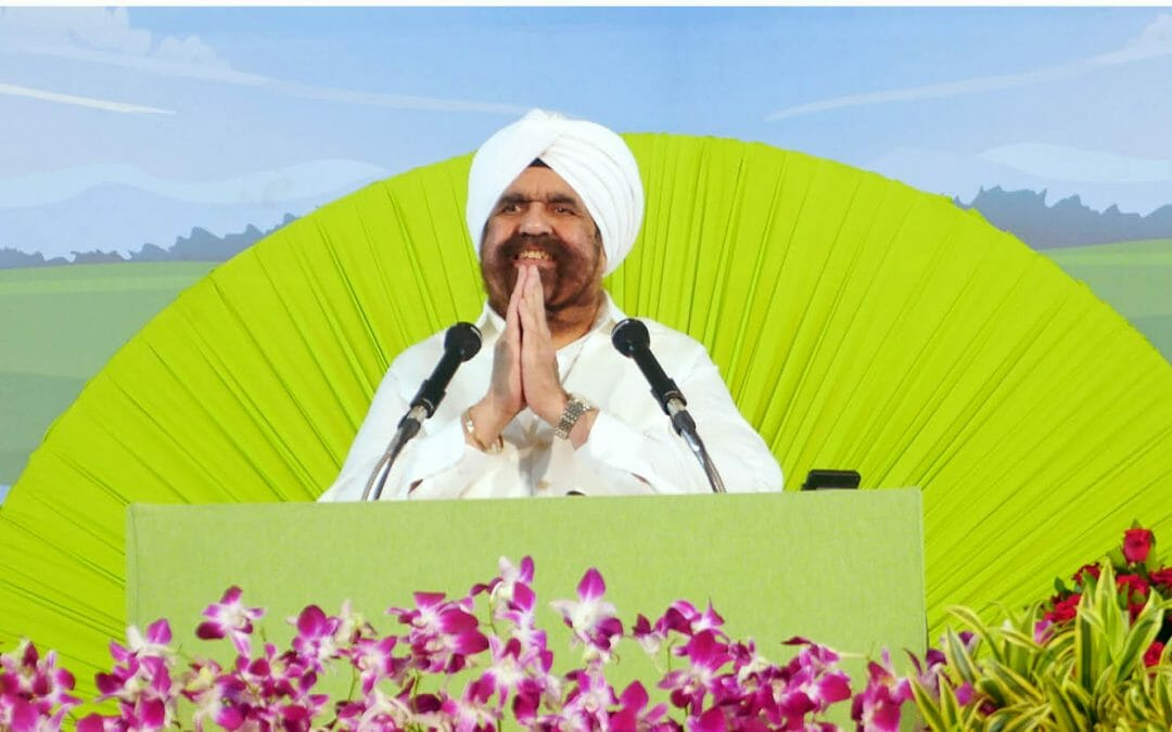 Sant Rajinder Singh Ji Maharaj Visits City of Indore in Madhya Pradesh, India