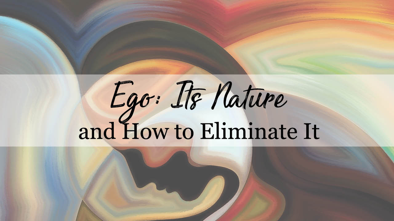 icon for eliminating ego as benefit to meditation