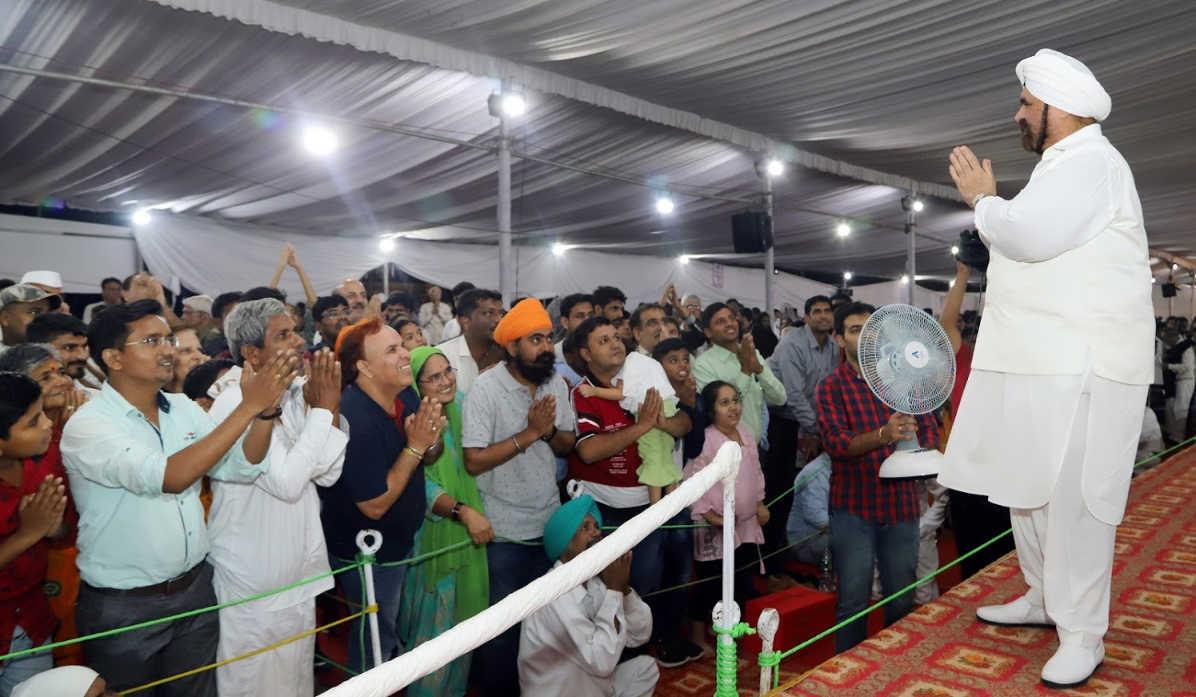 Hyderabad program on benefits to meditation