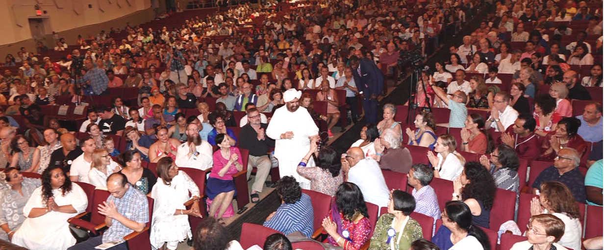 Sant Rajinder Singh NY Seminar Benfits to meditation