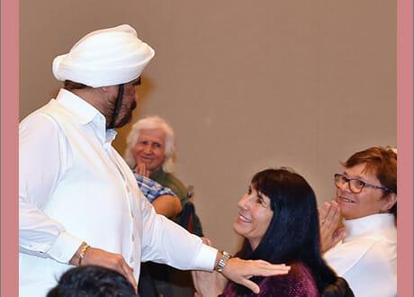 """The Gift of Appreciation"" with Rajinder Singh Ji Maharaj"