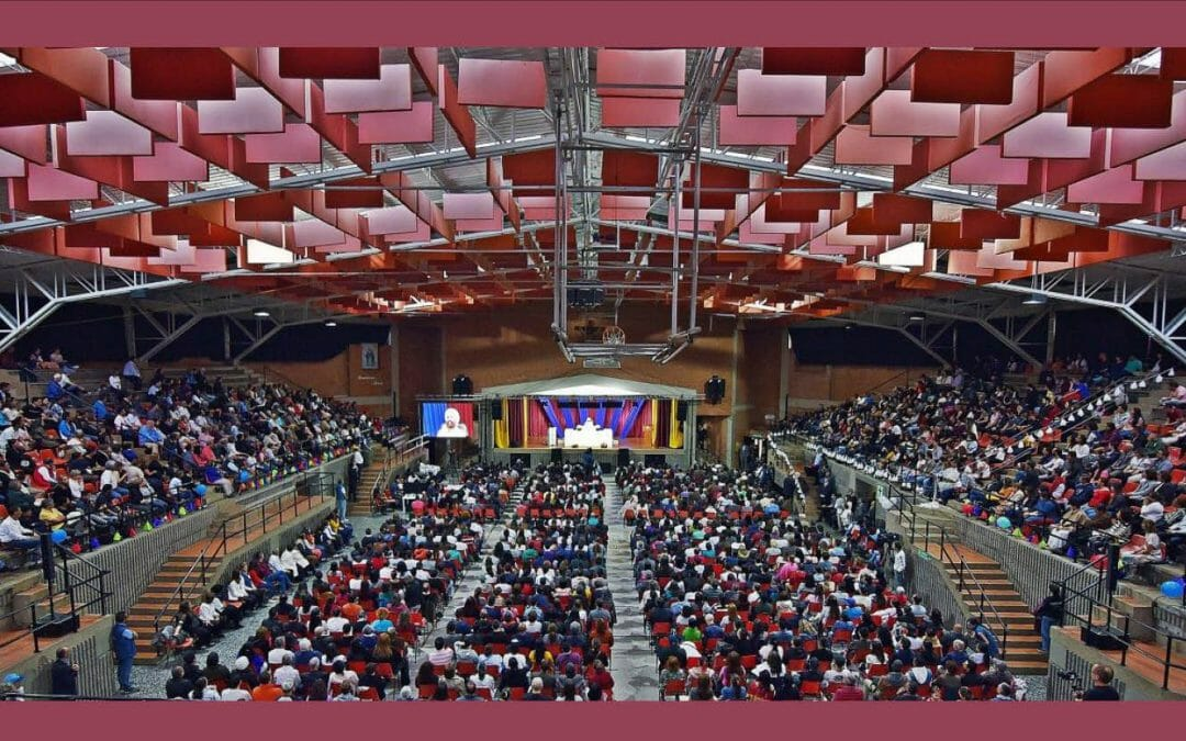 A Spiritual Talk in Bogotá: Unconditional Love Awaits Us Within