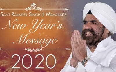 New Year's Message 2020