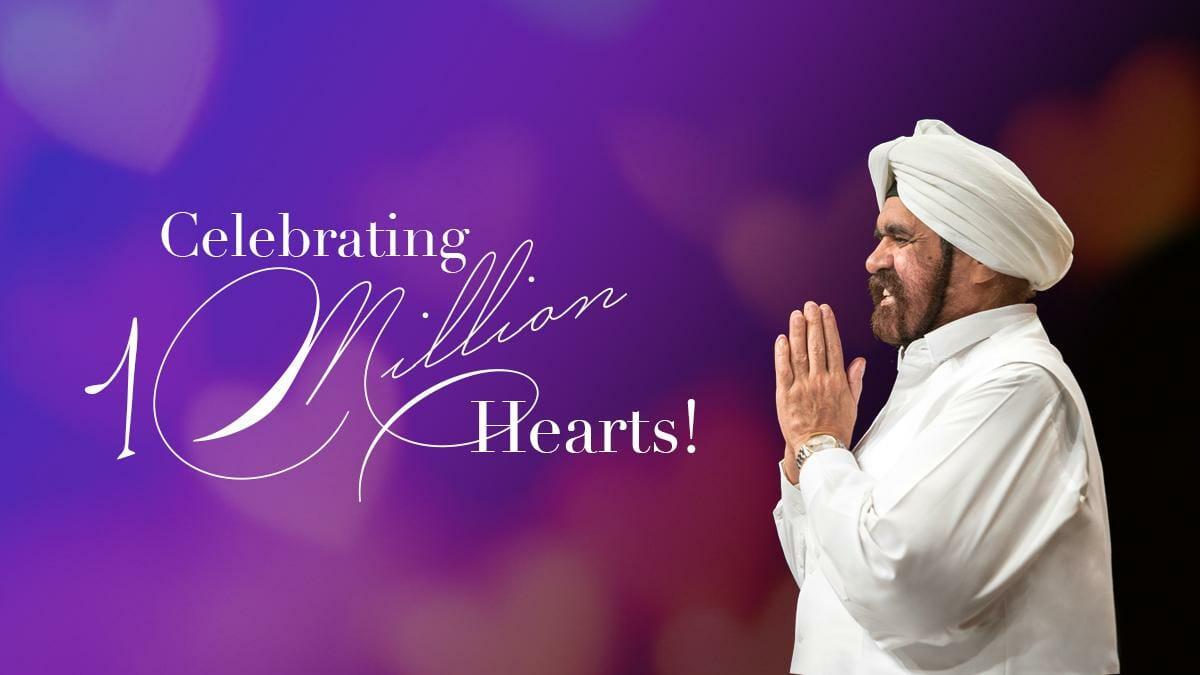 Celebrating 1 Million Hearts