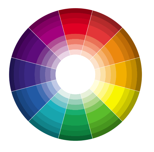 color-wheel-unity-benefit of meditation