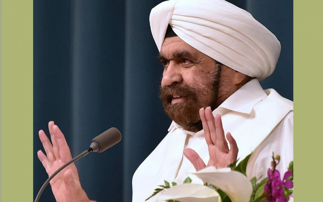 Sant Rajinder Singh Ji Maharaj on Letting Go of Worry
