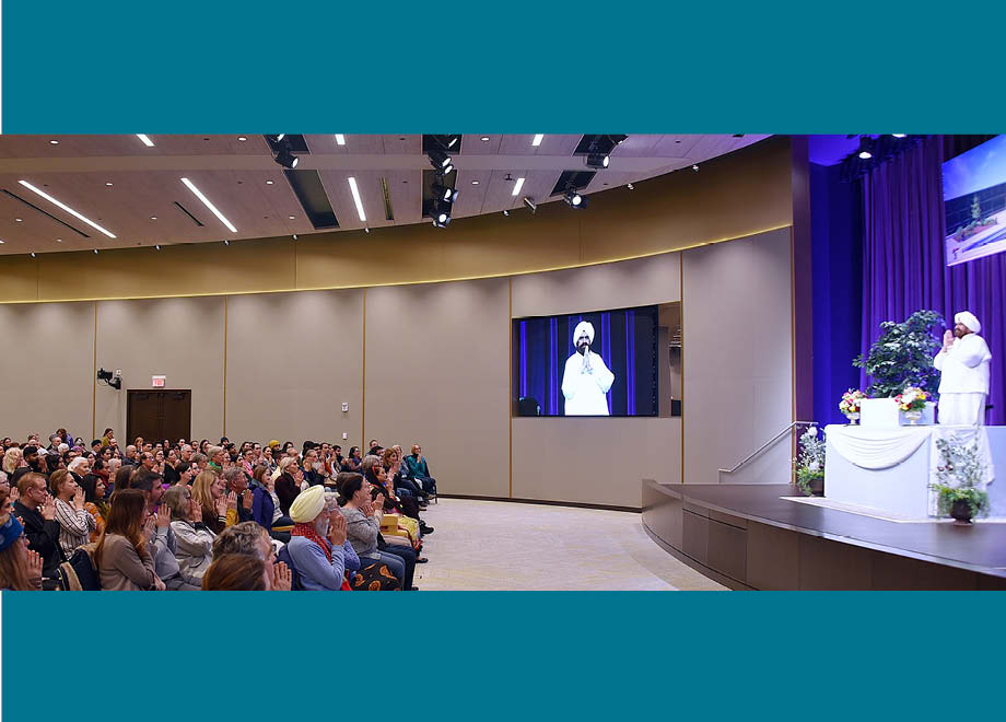 We Are All Equally Special in God's Eyes: A Program in Lisle, Illinois
