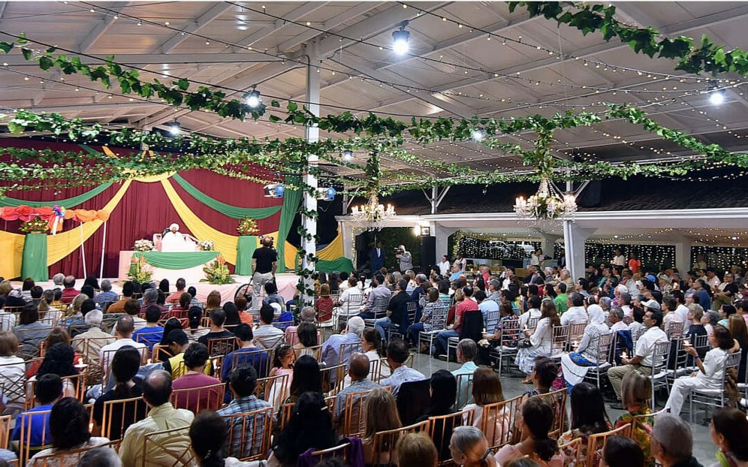 """Nourish the Soul through Meditation"" in Cali, Colombia"