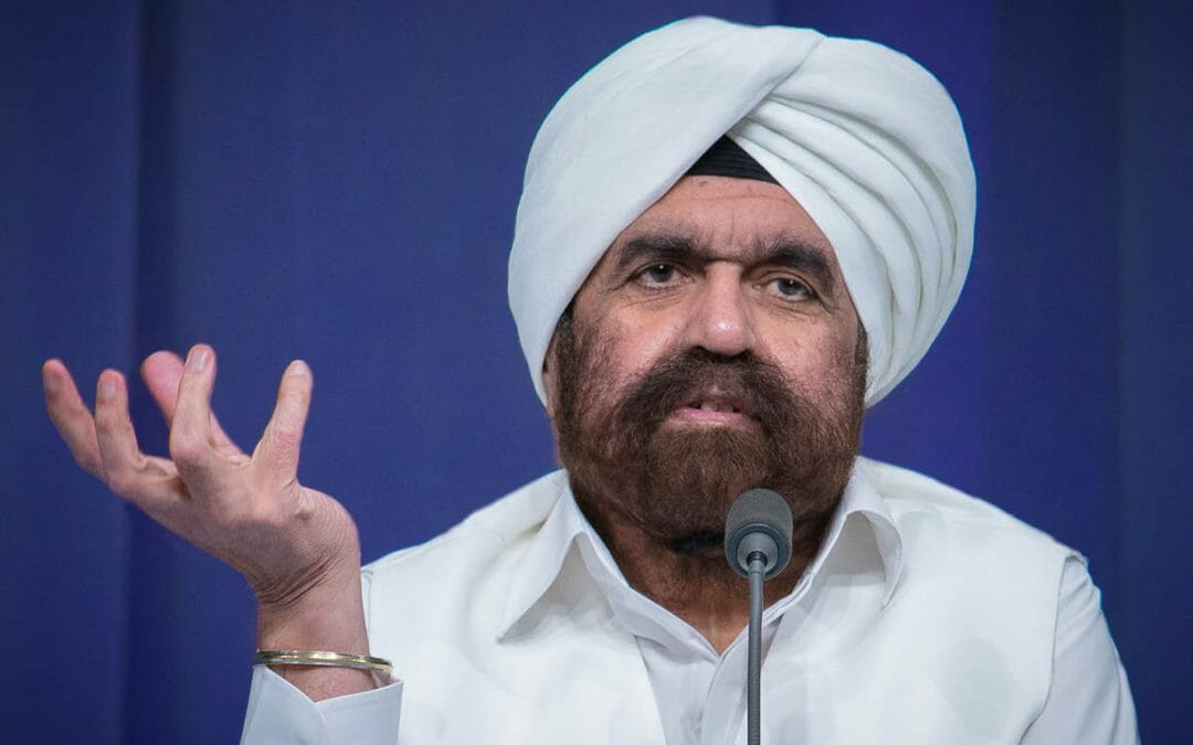 Sant Rajinder Singh Ji Maharaj on Earth Day 2020