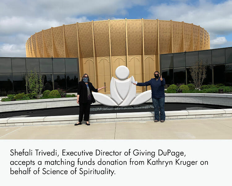 Science of Spirituality Donation