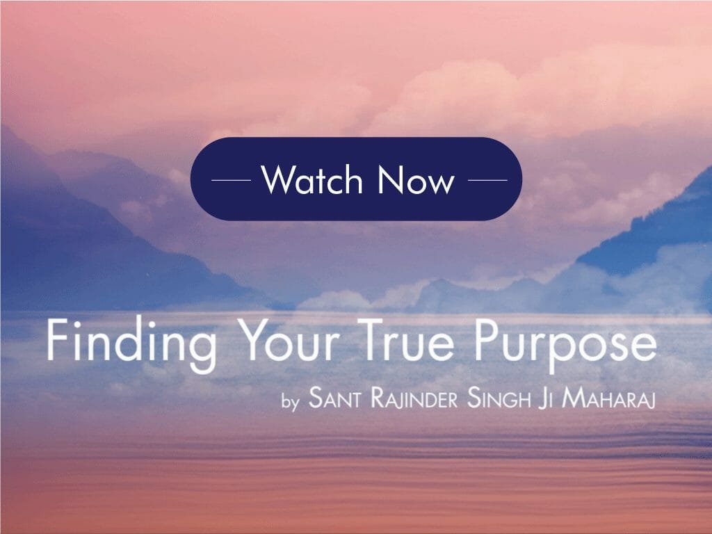 Watch talk on finding your true purpose