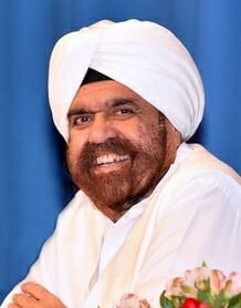 Sant Rajinder Singh Ji Maharaj smiling