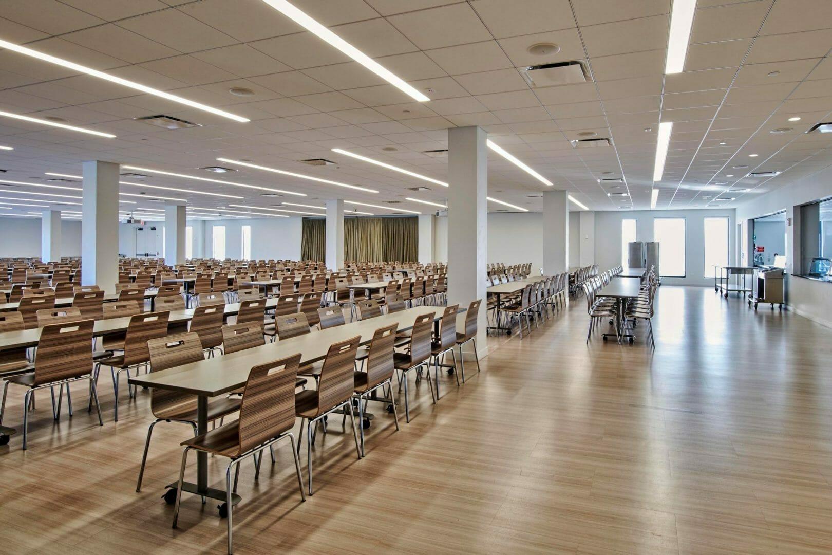 Center Dining Hall