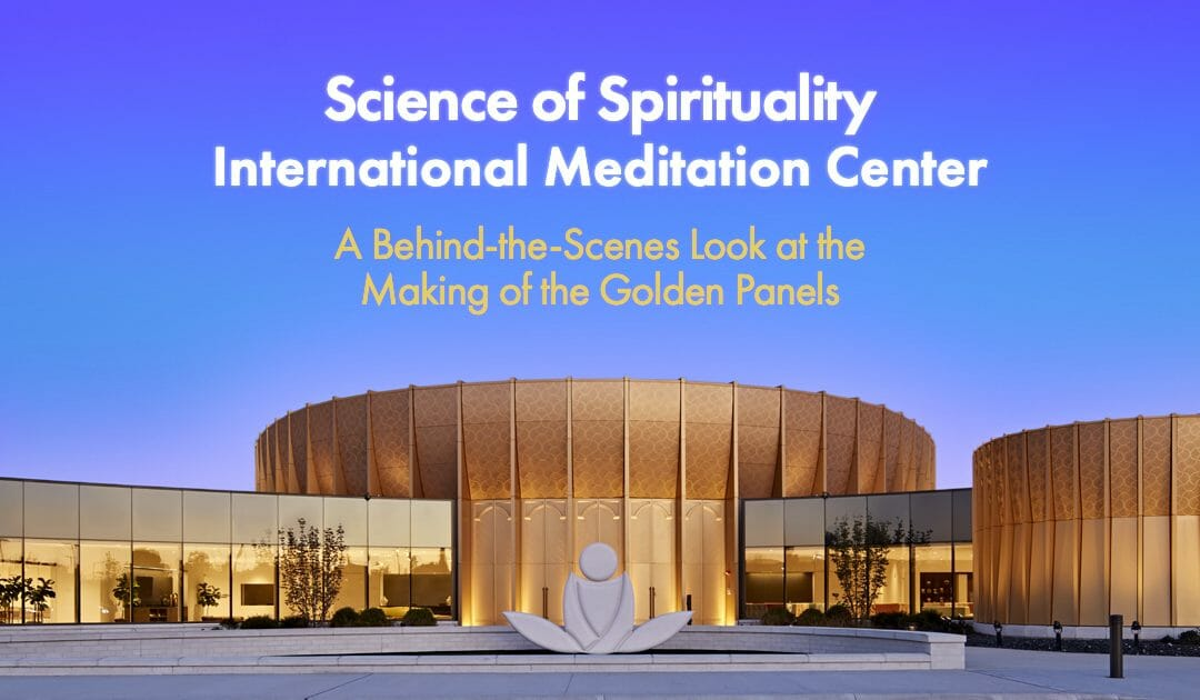 Sherwin-Williams' Website Highlights the Science of Spirituality Meditation Center
