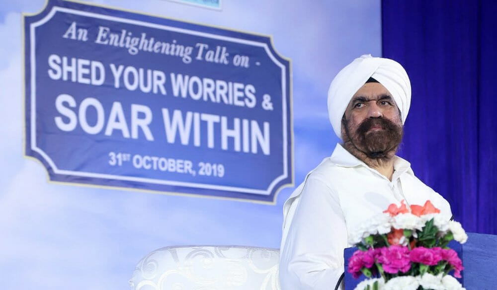 Shed Your Worries and Soar Within: A Program in Hyderabad, India